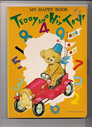 My Happy Book-Teddy and His Toys