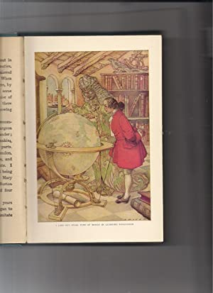 Gulliver's Travels: Swift, Jonathan-illustrated by R. G. Mossa