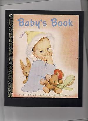 Little Golden Book #10-Baby's Book-50th Anniversary Commemorative: Unknown