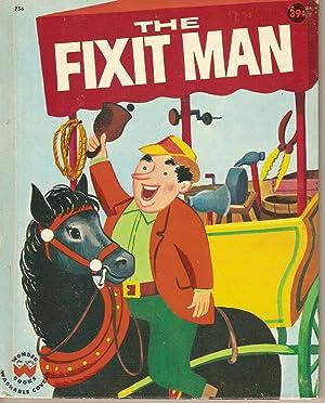 Wonder Book #756-The Fixit Man: Wilde, Irma