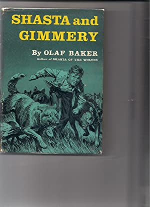 Shasta and Gimmery: Baker, Olaf