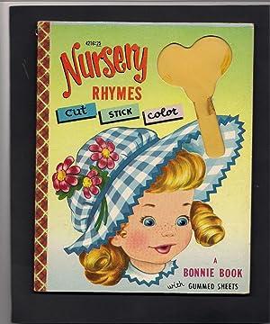 Bonnie Book #4216-Nursery Rhymes Cut Stick Color: Unknown
