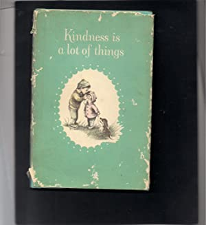 Kindness is a Lot of Things: Eckblad, Edith