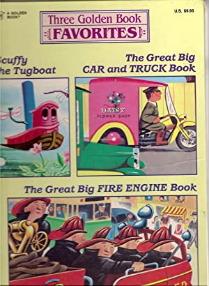 Three Golden Book Favorites-The Great Big Fire: Unknown