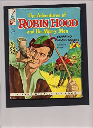 Elf Book #532-The Adventures of Robin Hood: Grant, Bruce-adapted By