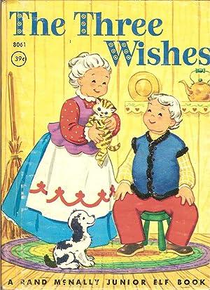 The Three Wishes: Clyne, Barbara