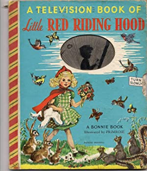 Bonnie Book-A Television Book of Little Red Riding Hood: Unknown