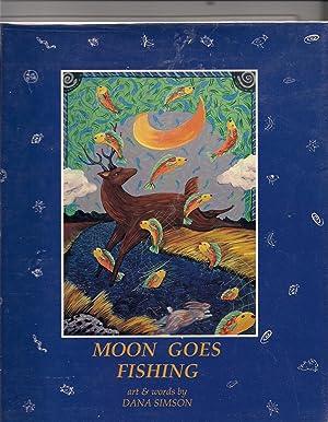 Moon Goes Fishing: Simson, Dana