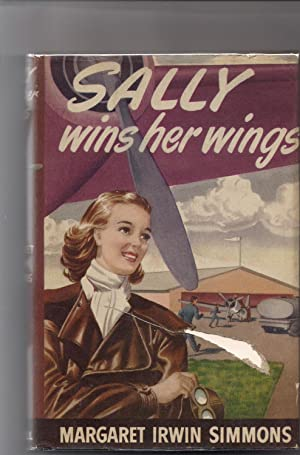 Sally wins her Wings