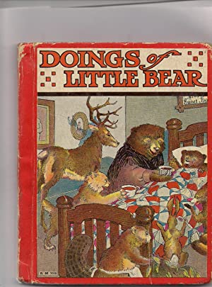 Doings of Little Bear: Fox, Frances Margaret