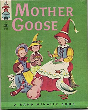Elf Book #8723-Mother Goose: Unknown