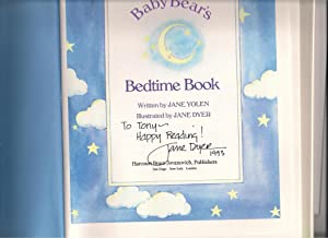 Baby Bear's Bedtime Book: Yolen, Jane