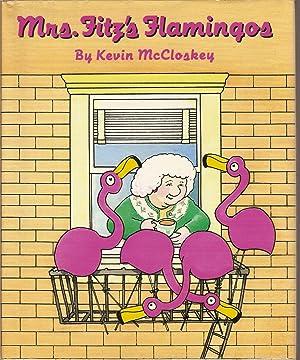 Mrs. Fitz's Flamingos: McCloskey, Kevin