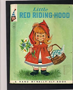 Elf Book #8419-Little Red Riding Hood: Unknown