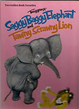 Two Golden Book Favorites-Tenggren's Saggy Baggy Elephant: Jackson, Kathryn and