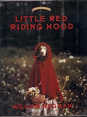 Little Red Riding Hood-one of Fay's Fairy: Wegman, William