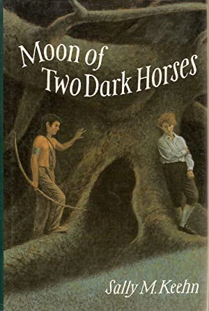 Moon of Two Dark Horses-inscribed By Author