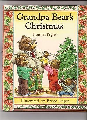 Grandpa Bear's Christmas: Pryor, Bonnie