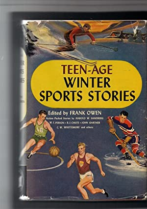 Teen-Age Winter Sports Stories