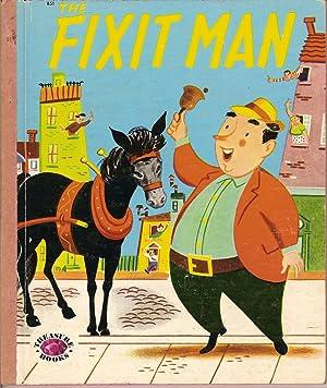 Treasure Book-The Fixit Man: Wilde, Irma