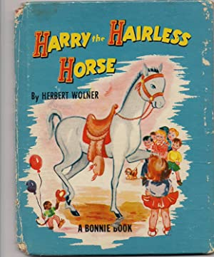 Bonnie Book-Harry the Hairless Horse with Pop-up: Wolner, Herbert
