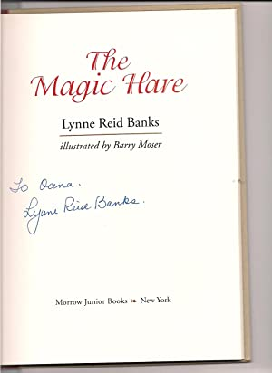 The Magic Hare-signed By Author: Banks, Lynne Reid