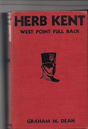 Herb Kent West Point Full Back (Fullback): Dean, Graham M.
