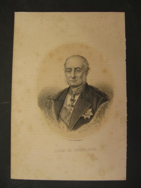 Conte de Nesselrode.: Donon, J.