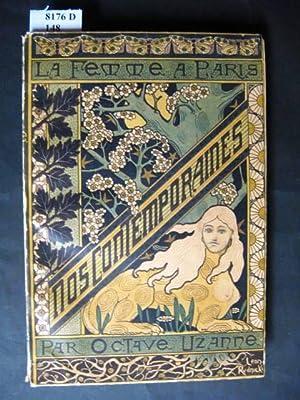 La Femme a Paris. Nos Contemporaines. Notes: Uzanne, Octave.
