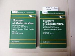 Hostages of Modernization. Studies on Modern Antisemitism: Strauss, Herbert.