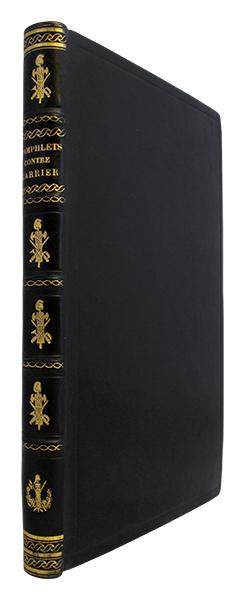 1- CARRIER (Jean-Baptiste). Testament de Carrier. [Paris],: CARRIER (Jean-Baptiste), BABEUF