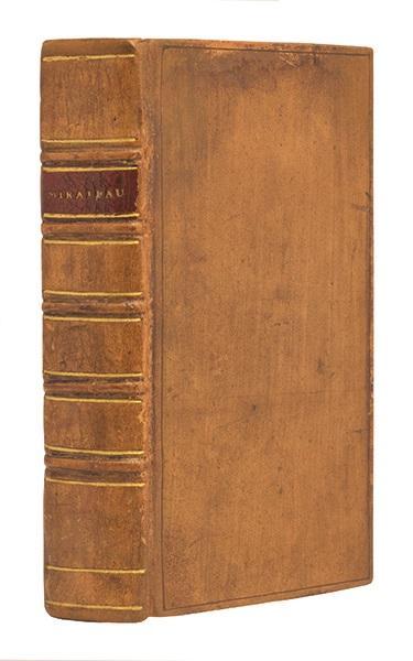 1- De la Caisse d'Escompte. S.l., 1785.: MIRABEAU (Honoré Gabriel