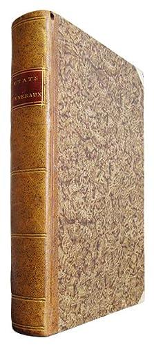1- [ANTRAIGUES (E.L.H. de LAUNAY, comte d')].: ANTRAIGUES (E.L.H. de