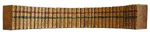 Collection complete des oeuvres de J. J.: ROUSSEAU (Jean-Jacques)