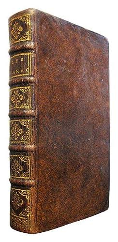 Les Caractères de Théophraste traduits du grec.: LA BRUYERE (Jean