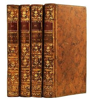 Emile, ou de l'éducation. Par J.J. Rousseau,: ROUSSEAU (Jean-Jacques)
