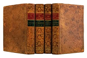1- Les Confessions de J.J. Rousseau, Suivies: ROUSSEAU (Jean-Jacques)