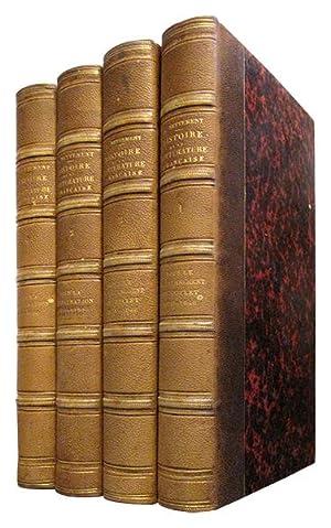 Histoire de la littérature française sous le gouvernement de juillet,Tome 2 - Alfred Nettement
