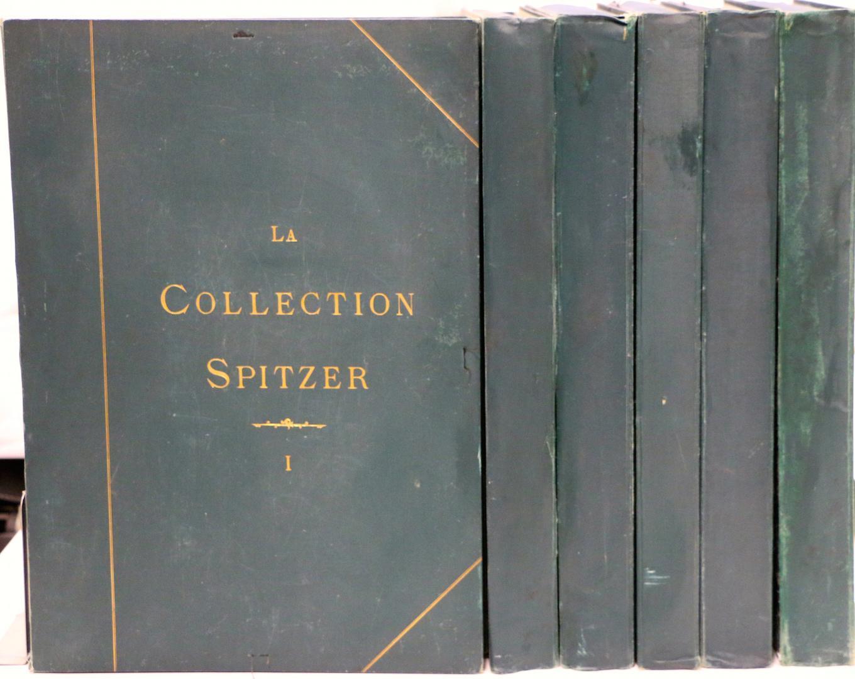 la collection spitzer paris maison quantin librairie centrale des beaux arts 1890 1892. Black Bedroom Furniture Sets. Home Design Ideas