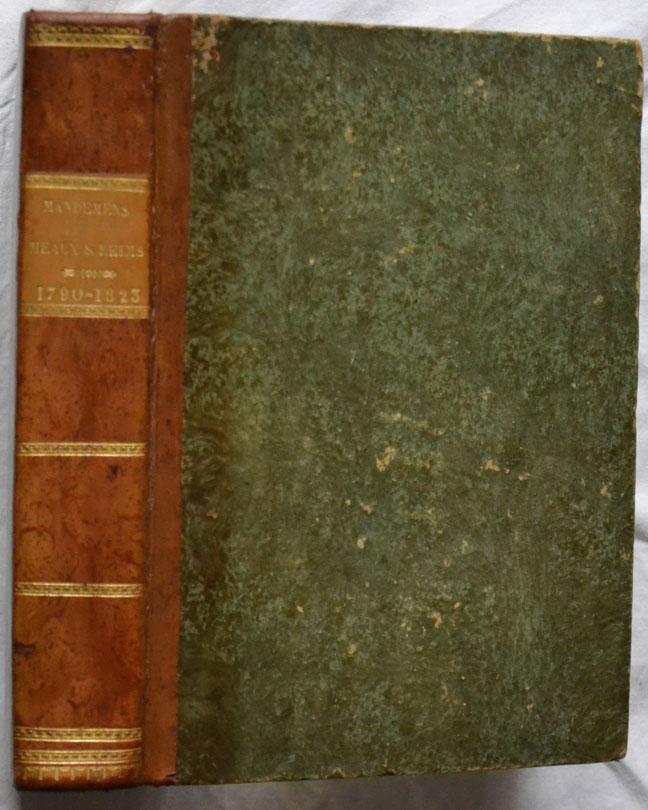 80 pièces imprimées, mandements et lettres pastorales,: CLERGE]