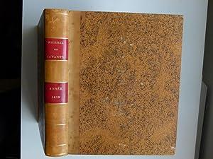 Journal des savants. Année 1859: JOURNAL DES SAVANTS]