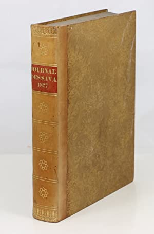Journal des savants. Année 1827.: JOURNAL DES SAVANS]