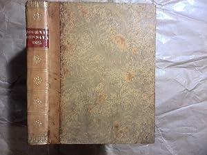 Journal des savants. Année 1825.: JOURNAL DES SAVANS]