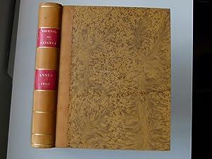 Journal des savants. Année 1850: JOURNAL DES SAVANTS]