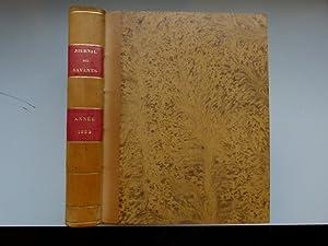 Journal des savants. Année 1832: JOURNAL DES SAVANTS]