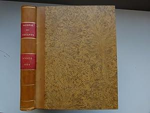 Journal des savants. Année 1836: JOURNAL DES SAVANTS]