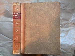 Journal des savants. Année 1823.: JOURNAL DES SAVANS]