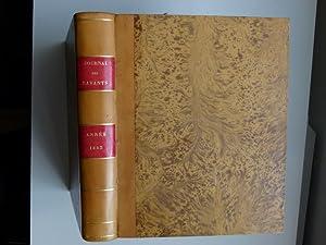 Journal des savants. Année 1853: JOURNAL DES SAVANTS]