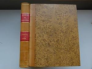 Journal des savants. Année 1834: JOURNAL DES SAVANTS]