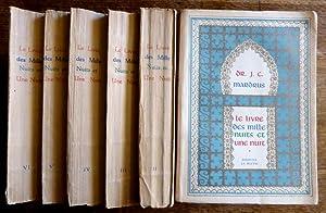 Le Livre des mille nuits et une: MARDRUS (Dr J.